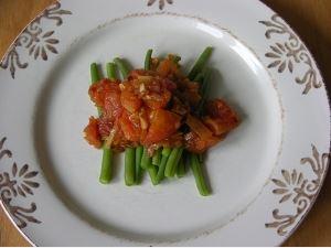 Fasola szparagowa w bekonie