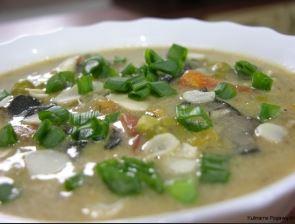 zupa z kozaków